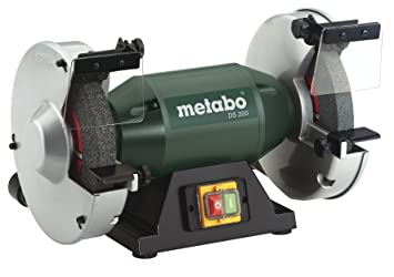 Remarkable Metabo 8 Bench Grinder 3 570 Rpm 4 8 Amp 619200420 200 Bench Grinders Gmtry Best Dining Table And Chair Ideas Images Gmtryco