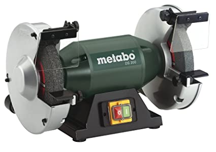 Metabo Ds 200 8 Inch Bench Grinder Power Bench Grinders Amazon Com