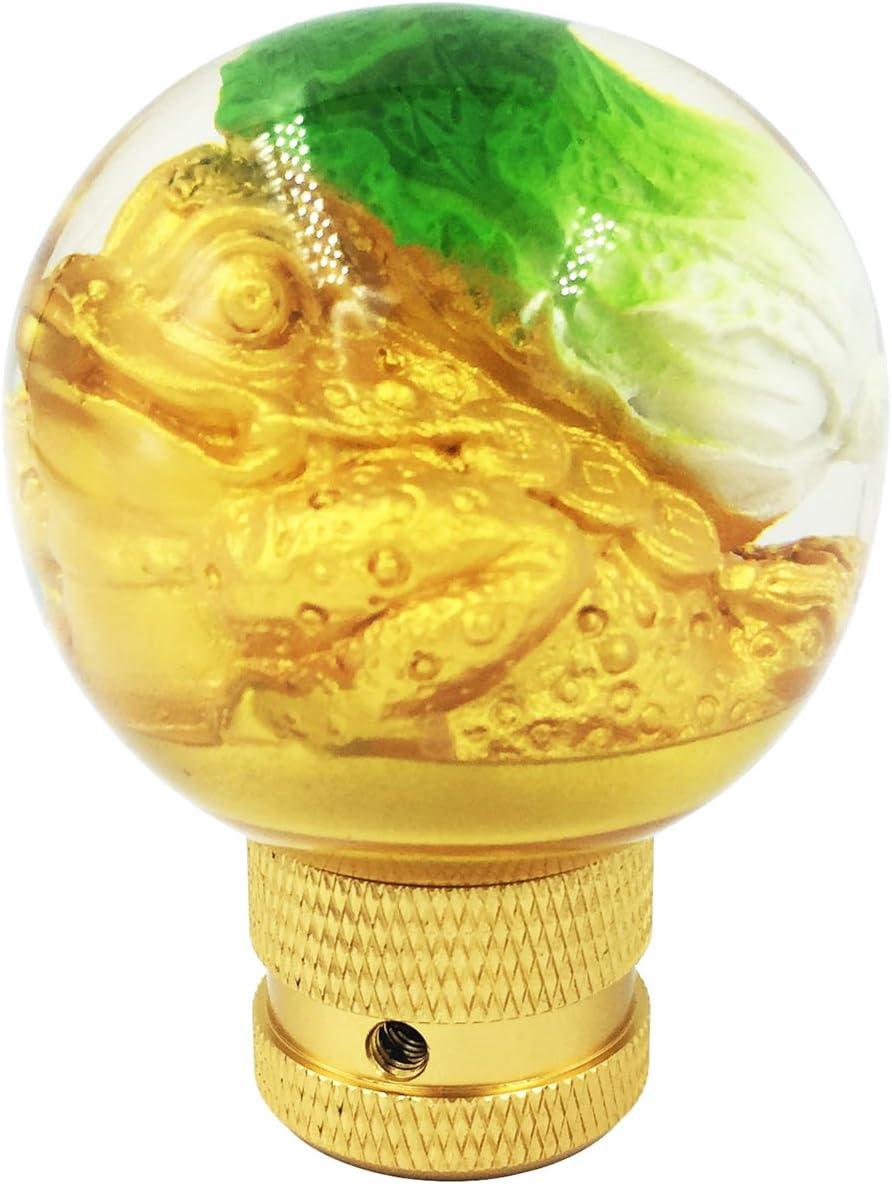Interior Accessories Ball Style Shifting Lever Stick Shift Head ...