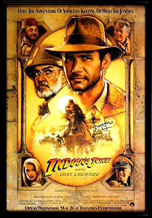 9587bd3b6028e Image Unavailable. Image not available for. Color  Harrison Ford  Autographed Signed Indiana Jones ...