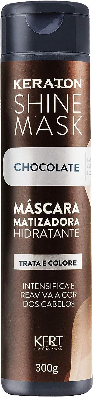 Máscara matizadora chocolate - Keraton