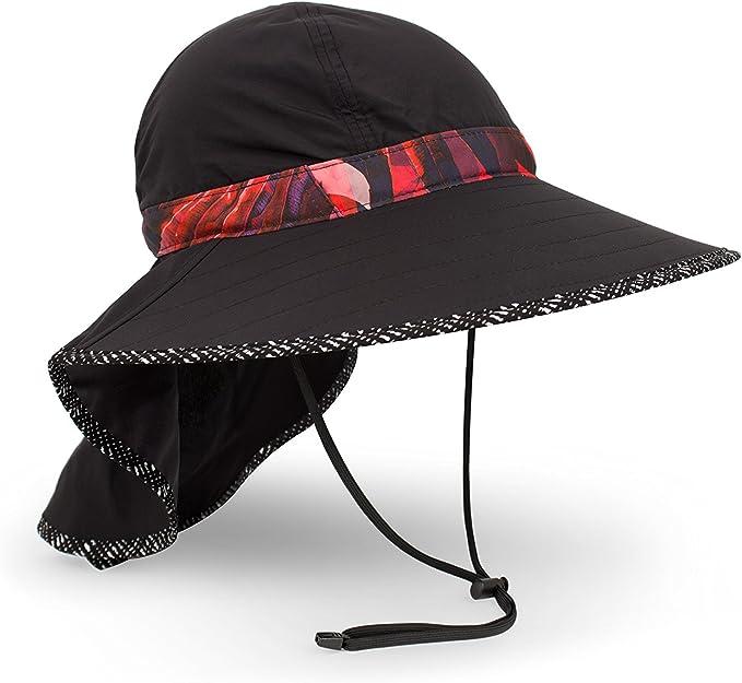Sunday Afternoons Shade Goddess Hat, Black, One Size: Clothing - Amazon.com