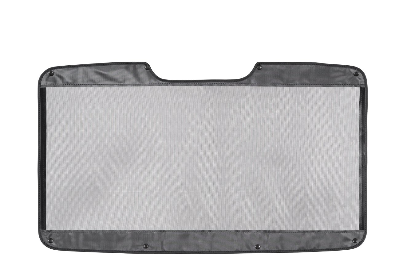 Does Not Fit OE Studs Belmor BS-2164-1 Black Bug Screen Truck Grille Cover for 2003-2009 Freightliner Coronado