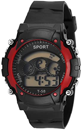 Amazon.com: Pappi-Haunt Sports Watch Collections - Digital ...