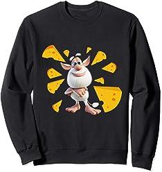 Cheese Target Booba Sweatshirt