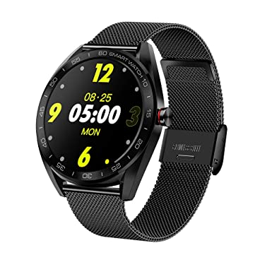 Amazon.com: K7 Heart Rate Blood Pressure Sleep Monitoring Smart Watch Sports Bracelet Band ES Magnetic Starry Sky Female Clock Quar: Cell Phones & ...