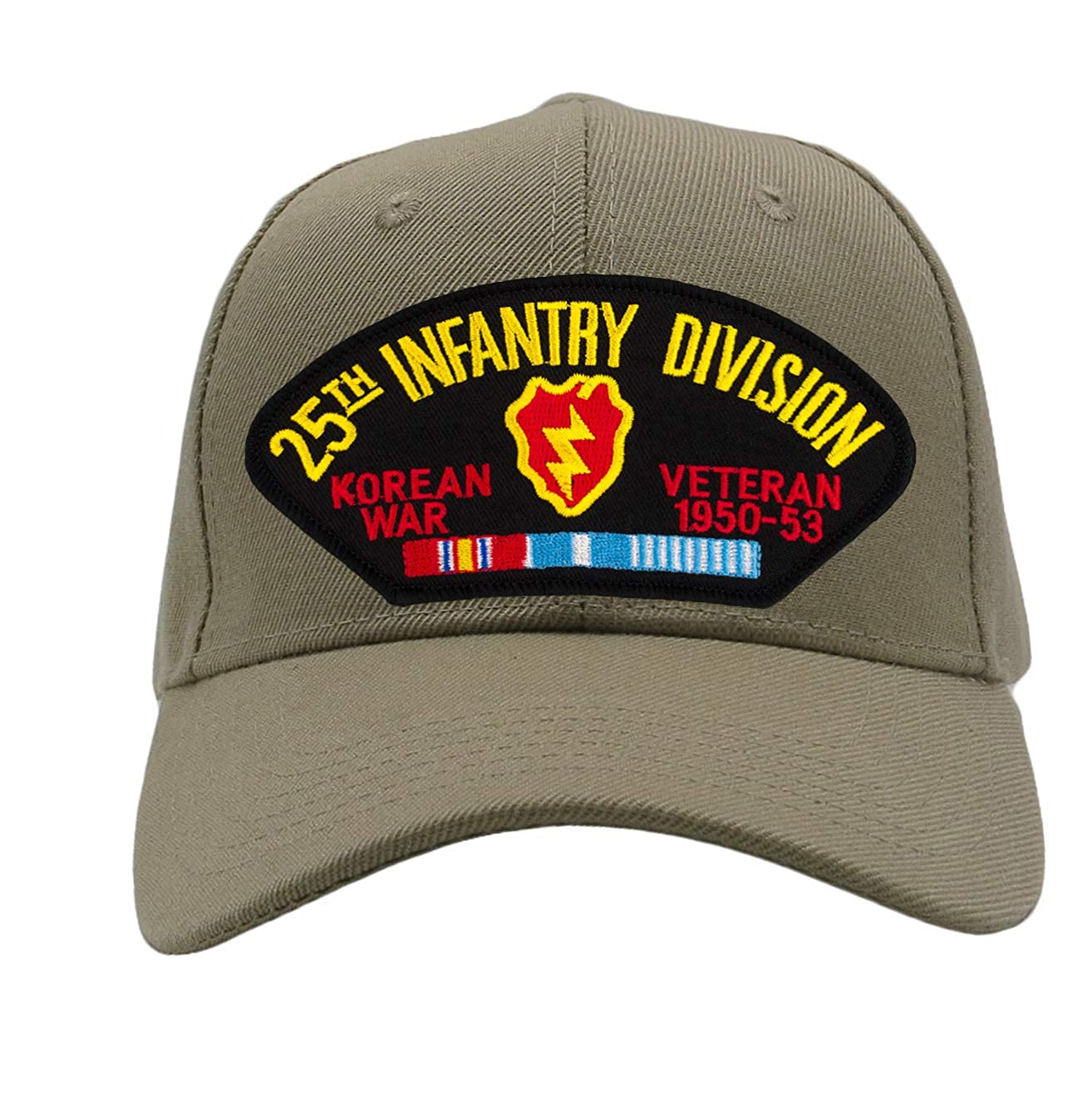 Patchtown 25th Infantry Division Korea Hat//Ballcap Adjustable One Size Fits Most