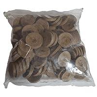 Jiffy-7 Peat Pellets (100 Pack)