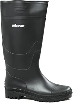 Men Women Unisex Garden French Boots Wellington Boots Waterproof Wellies