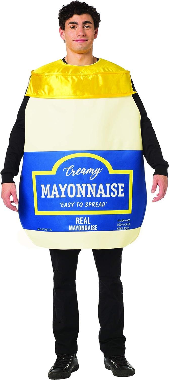 Rasta Imposta Adult Mayonnaise Costume