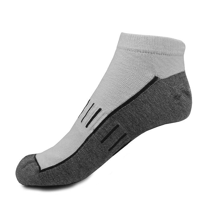 3 pares - Calcetines de Deporte calcetines cortos, calcetines zapatilla, transpirable - para mujeres y hombres - Deporte o uso diario: Amazon.es: Ropa y ...