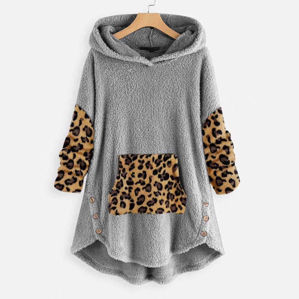 WARMWORD Suéter Mujer Invierno Rebajas Abrigos de Mujer Costuras ...