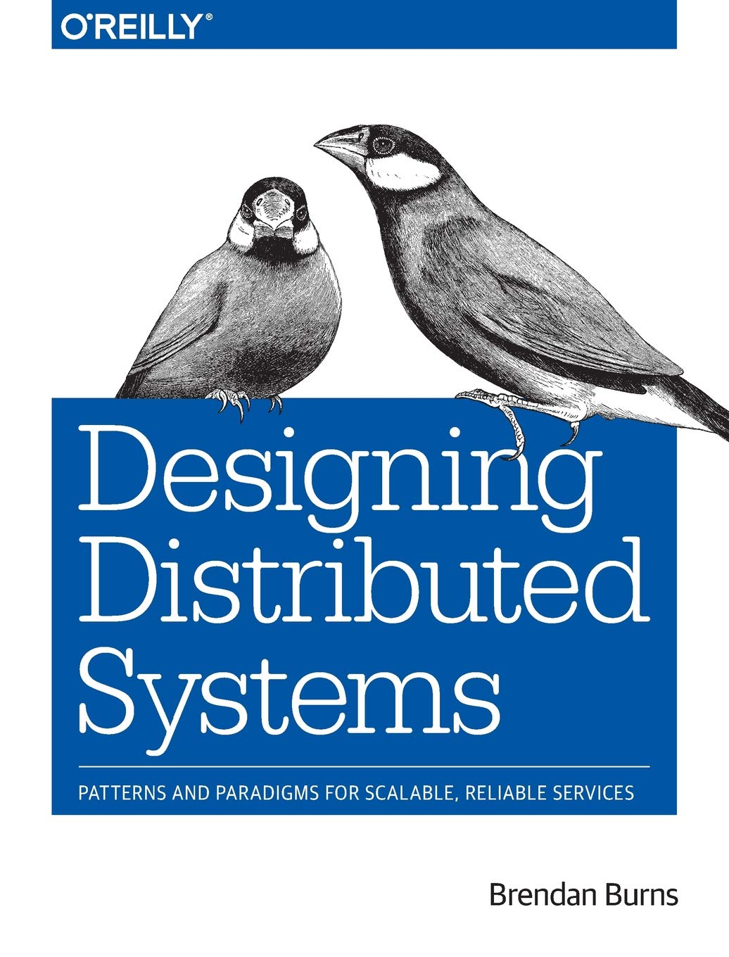 Designing Distributed Systems Patterns And Paradigms For Scalable Reliable Services Burns Brendan 9781491983645 Amazon Com Books