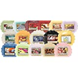 Yankee Candle 5x Mixed Fragrance Wax Tarts