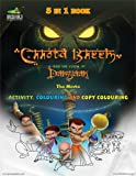 Chhota Bheem and the Curse of Damyaan the Movie (Activity, Colouring & Copy Colouring): 3