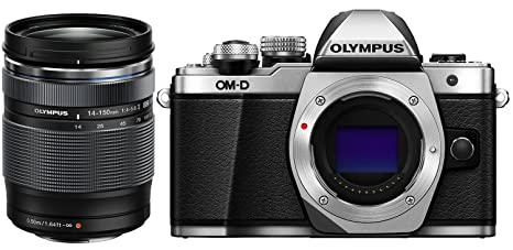 Olympus OM-D E-M10 Mark II cámara Digital sin Espejo (Plata ...