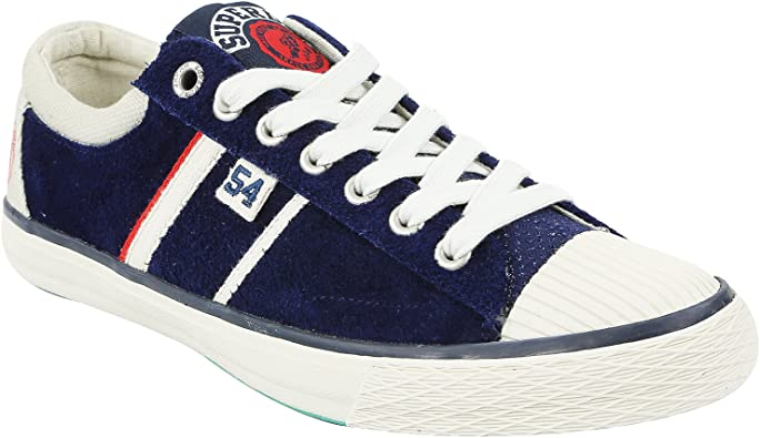 Superdry Track&Field Hammer Chaussure Homme Bleu Taille 40