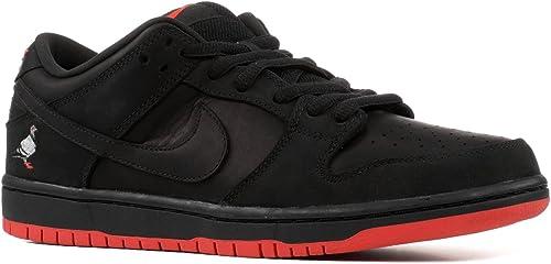 Moderador cesar concepto  Nike SB Dunk Low TRD QS 'Black Pigeon' - 883232-008 - Size 10.5 -:  Amazon.co.uk: Shoes & Bags