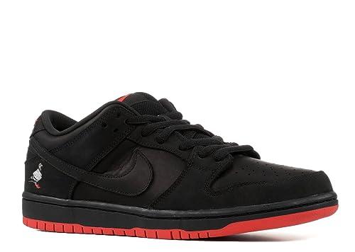 Nike SB Dunk Low 'Black Pigeon' Shoes