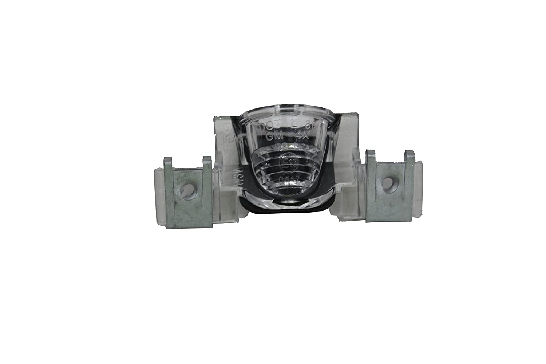 Original GM 16515822 Nummernschild Lampe, hinten: Amazon.de: Auto