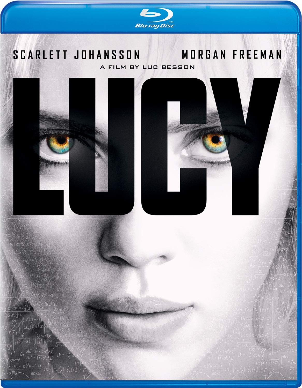 Blu-ray : Lucy (Blu-ray)