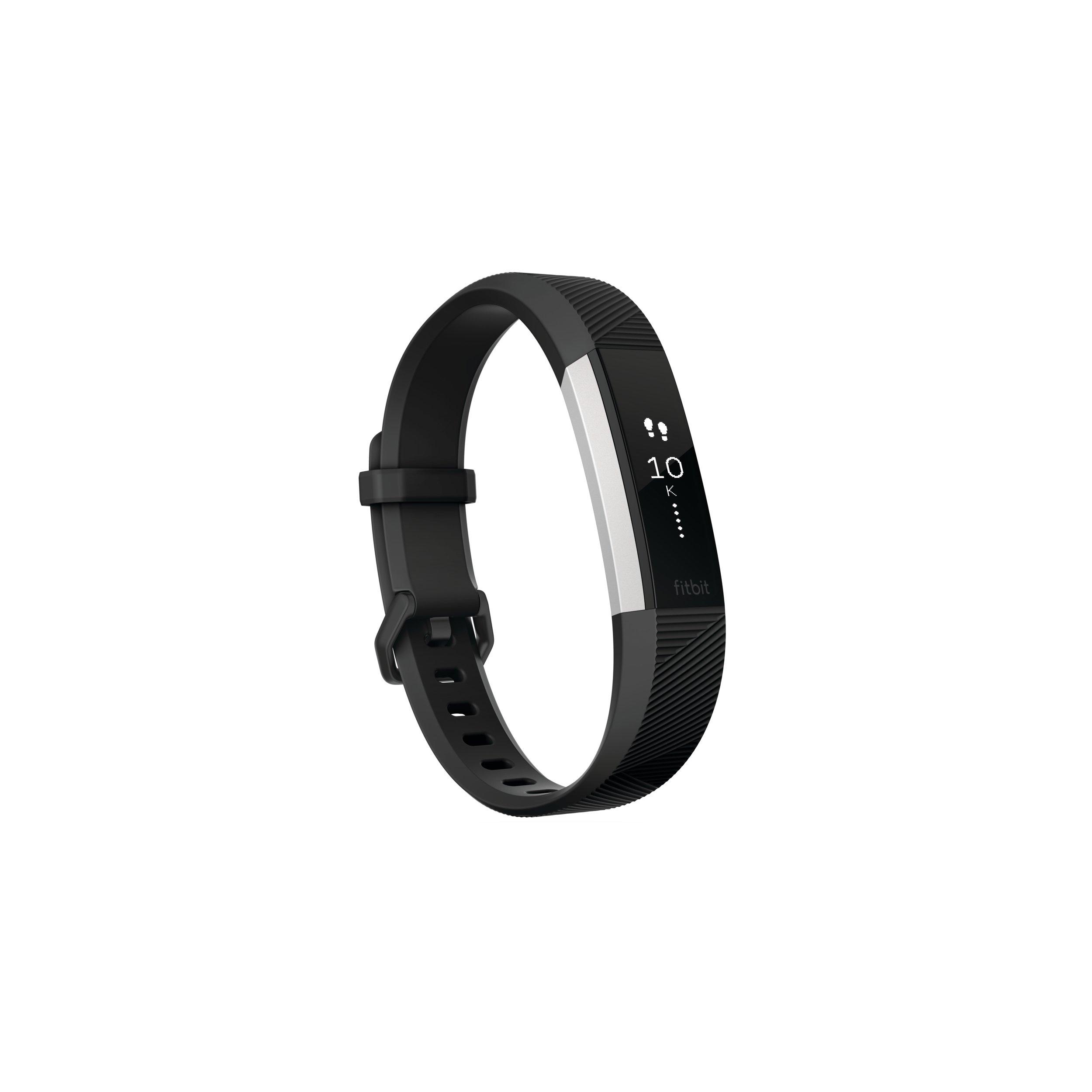 Fitbit Alta HR, Black, X-large (US Version) by Fitbit (Image #1)