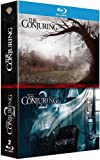Coffret Conjuring : Conjuring : Les Dossiers Warren + Conjuring 2 : Le Cas Enfield - Coffret Blu-Ray
