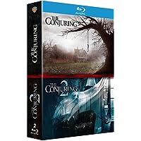 Coffret Conjuring : Conjuring : Les Dossiers Warren + Conjuring 2 : Le Cas Enfield - Coffret Blu-Ray