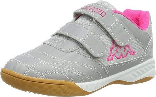 ungleich in der Leistung reduzierter Preis am besten bewertet neuesten Kappa Mädchen Turn-Schuhe Kick-Off, Sneaker für Kinder mit ...