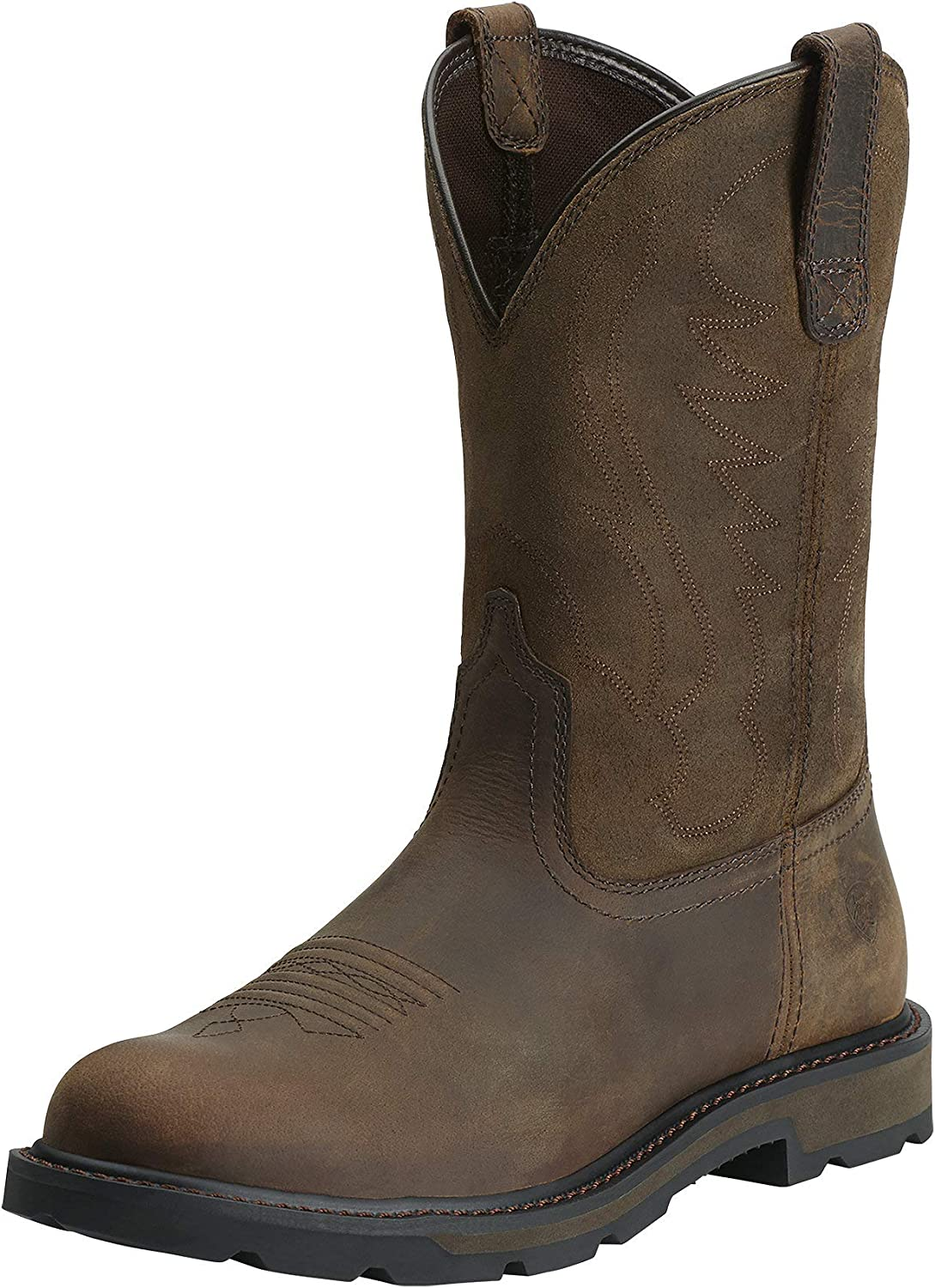 cute cheap amazon new product Amazon.com | Ariat Work Men's Groundbreaker Pull-On Work Boot ...