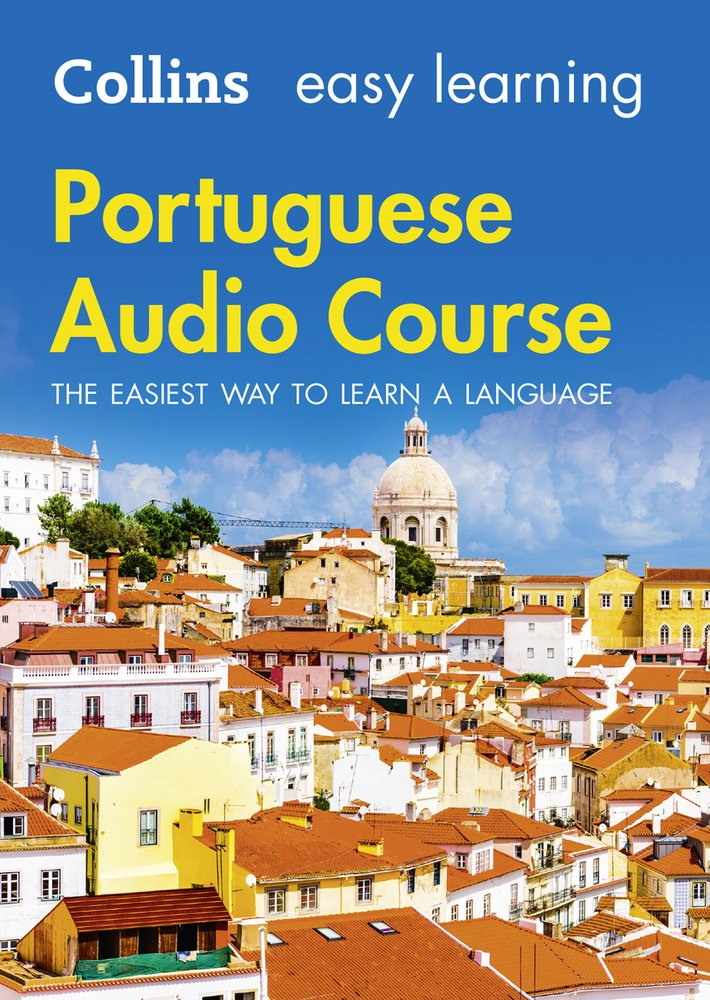 Portuguese Audio Course (Collins Easy Learning Audio Course) (English and Portuguese Edition) by HarperCollins UK (Image #1)
