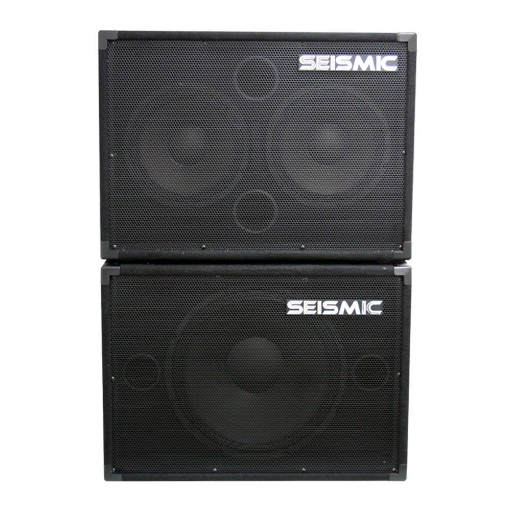 1x15 Guitar Cabinet Amazoncom Seismic Audio 1x15 2x10 Bass Guitar Speaker