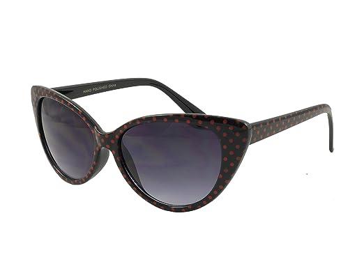 Revive Eyewear Damen Sonnenbrille schwarz edbsB