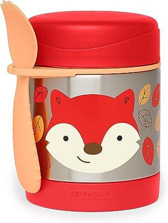 Imagen deSkip Hop - Recipiente para alimentos (acero inoxidable) multicolor Fox