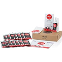 Dryel At Home Mega Dry Cleaner Starter Kit, Includes Dry Cleaning Cloths and To Go Stain Removal Pen 14 Load Capacity