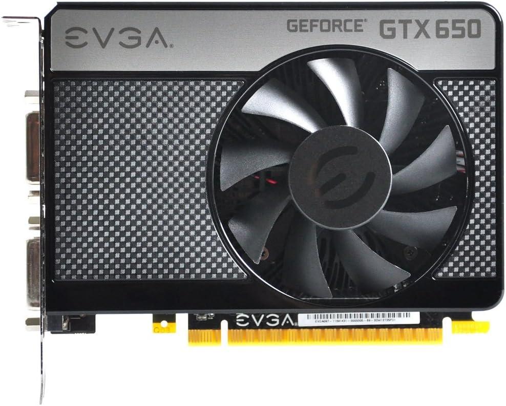 EVGA GeForce GTX 650 1024MB GDDR5 DVI mHDMI Graphics Card 01G-P4-2650-KR