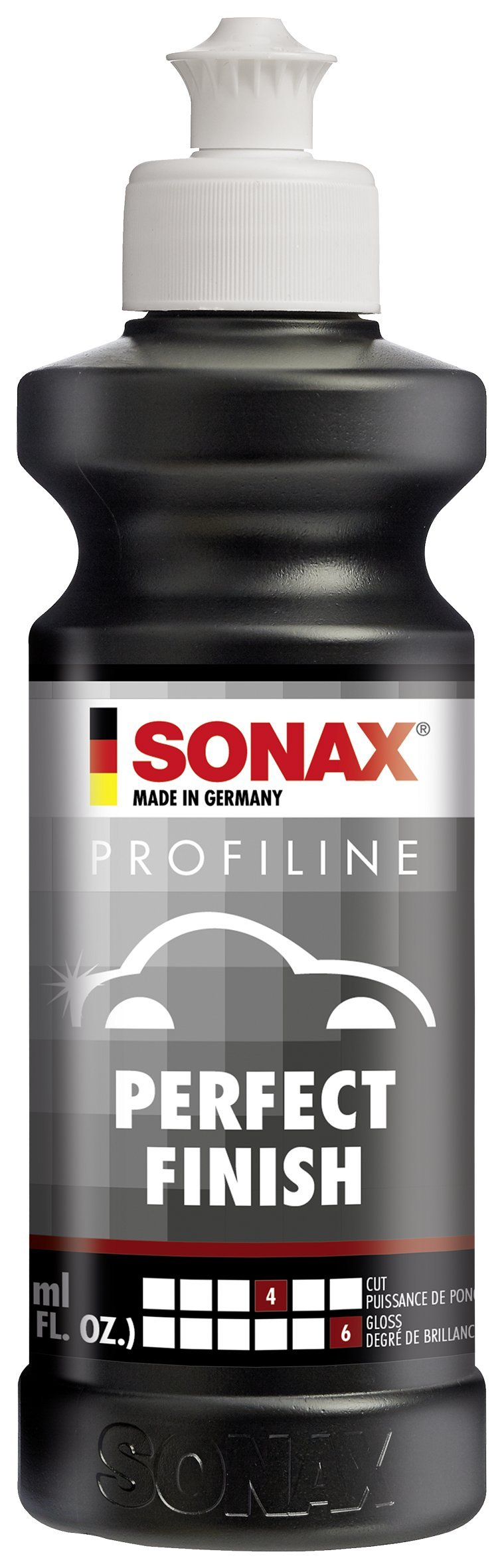 Sonax (224141) Profiline Perfect Finish - 8.45 fl. oz.