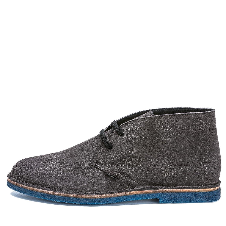 FRAU - Zapatos de cordones para hombre marrón Size: 45 sta7iIc