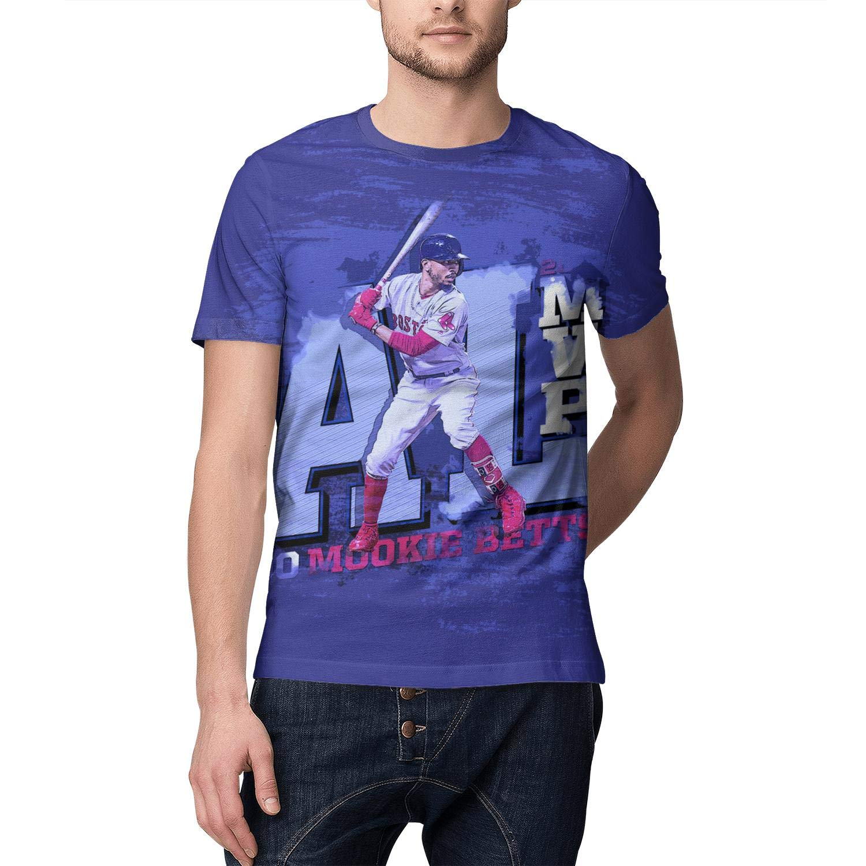 Man Tees #50 Hemline Pattern Print T Shirts Crewneck Short Sleeve Tops
