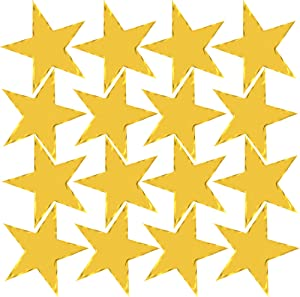 Youngever Gold Foil Star Stickers for Kids, Rewards Stickers, Incentive Stickers for Teacher Supplies Classroom Supplies (1000 pcs 1.5 Inch)