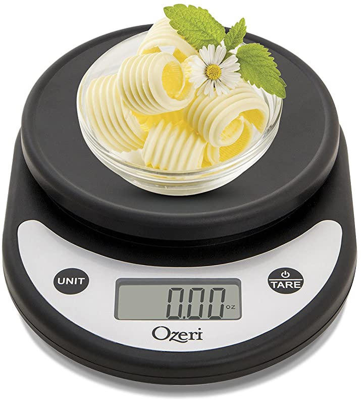 Ozeri ZK14-AB Pronto Digital Multifunction Kitchen and Food Scale via Amazon