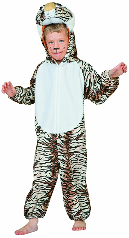 Wilbers Siberian Tiger Kids Costume (7-8 Years)  sc 1 st  Amazon.com & Amazon.com: Wilbers Siberian Tiger Kids Costume (7-8 Years): Toys ...