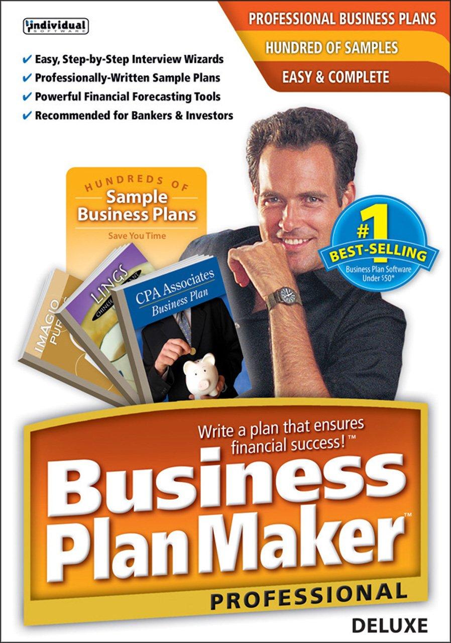 Amazon.com: Business Planmaker Professional Deluxe 9 [Download ...