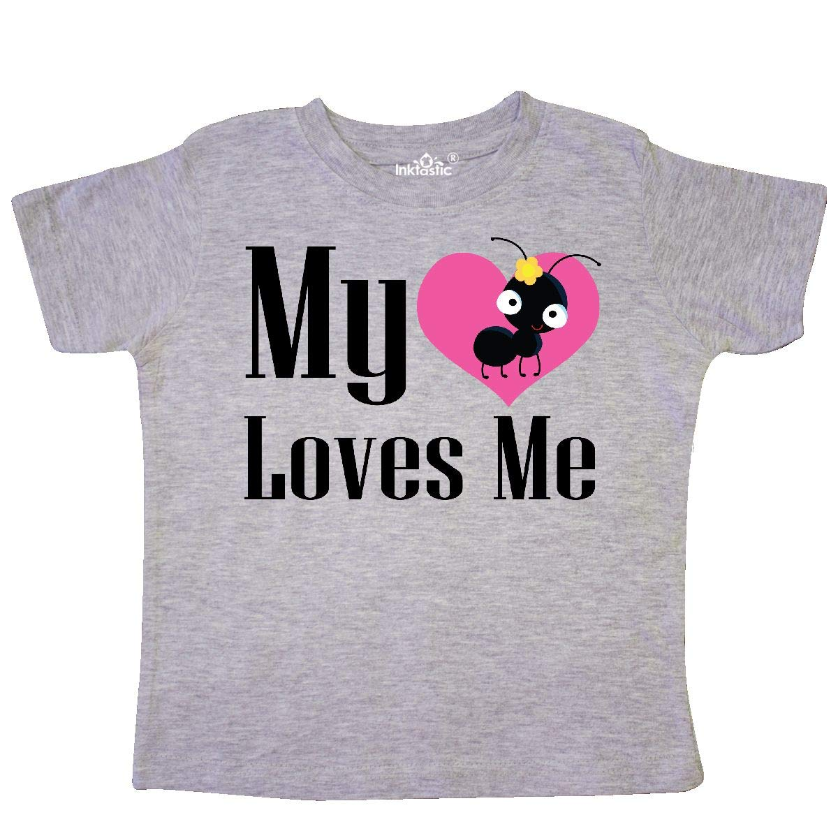 inktastic My Aunt Loves Me Toddler T-Shirt