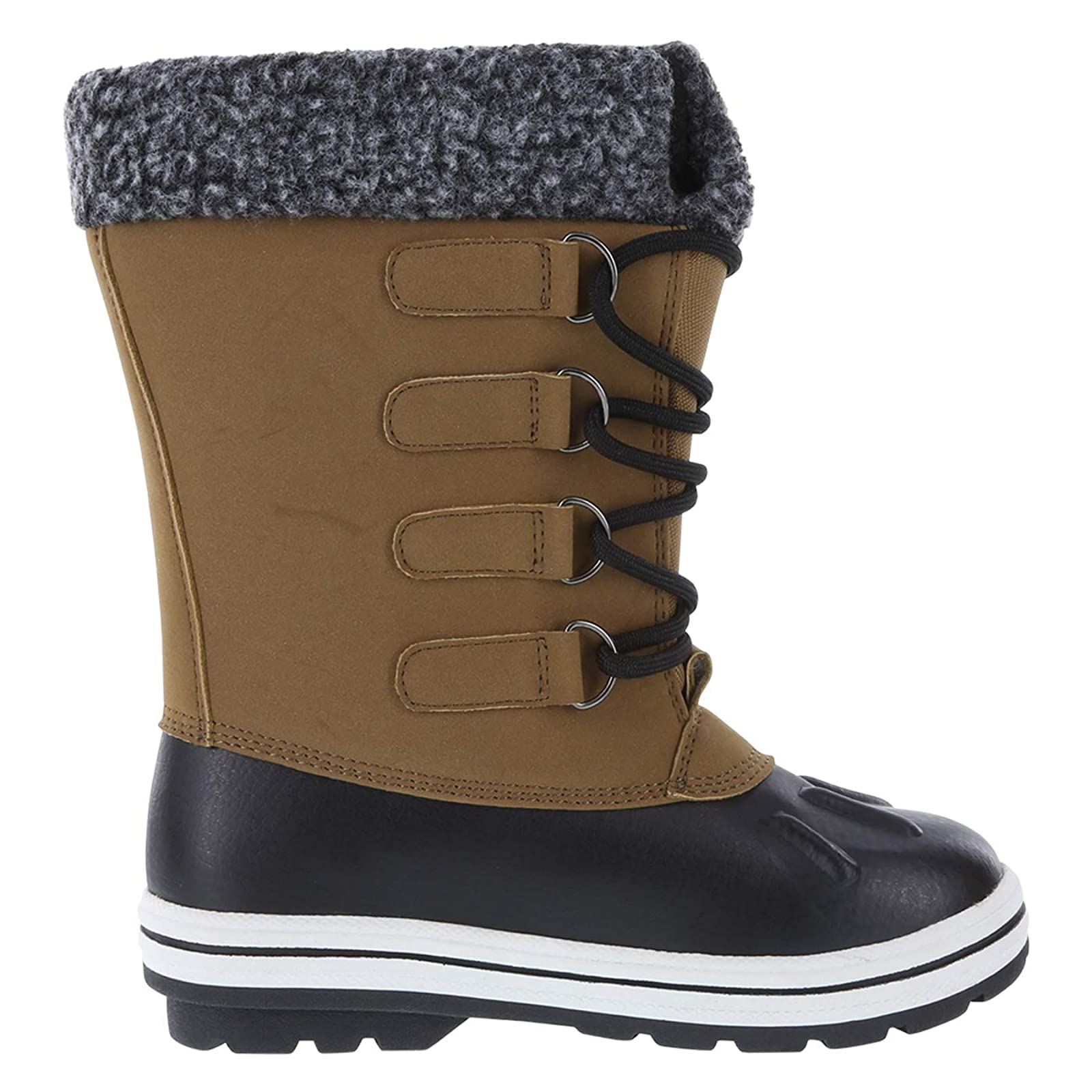 Rugged Outback Brown Boys' Glacier -10 Weather 177436020 - 1