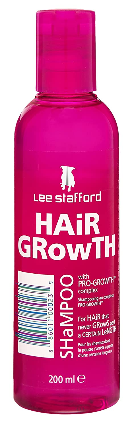 Lee Stafford Hair Growth Shampoo With Pro Growth Complex 200ml SportsCentre 200118