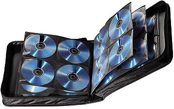 Hama CD Tasche für 208 CDs/DVDs: Amazon.de: Computer & Zubehör