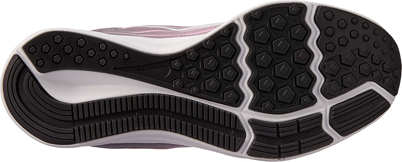 Nike Downshifter 8 (GS), Scarpe da Fitness Donna Multicolore Pink Rise White Gunsmoke Black 602