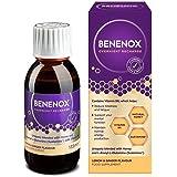 Benenox Overnight Recharge Food Supplement - 135 ml (Lemon and ginger)