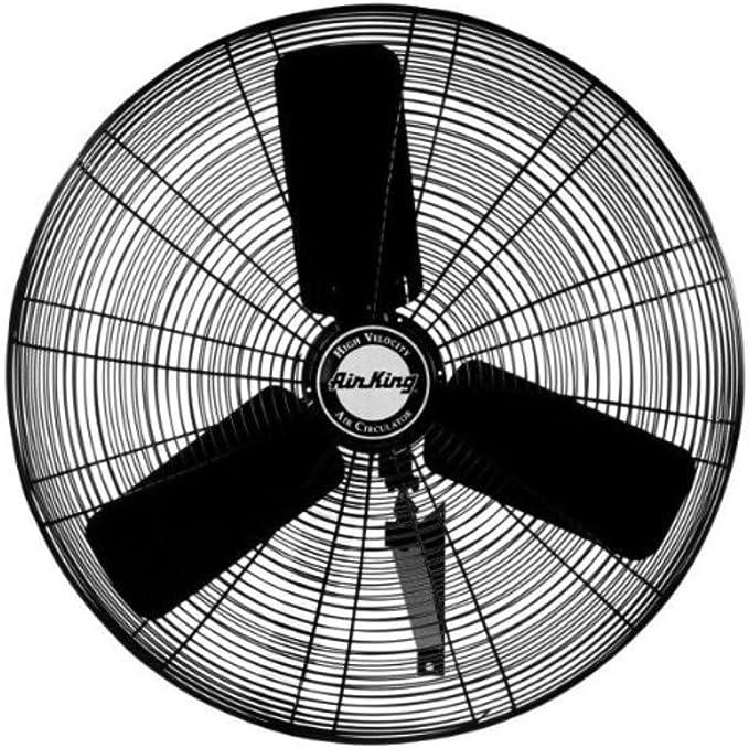 Bay Fan//Small Room Fan Quadro Micro 100 AP 90 m³//h